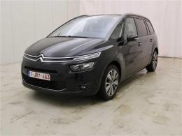 Citroen C4 Grand Picasso 1.6E-HDI 116Hp Exclusive Eur6 7PL Pano Navi 1/2 Leather Keyless-Go Klima PDC ...