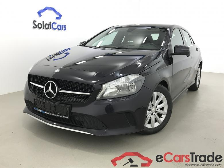 Mercedes A 180 CDI 109Hp Eur6 Navi 1/2 Sport-Leather Klima PDC ...