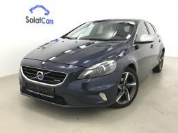 Volvo V40 Summum R-Design 1.6 D2 114Hp Eur6 LED-Xenon Pano Navi Sport-Leather Klima PDC ...