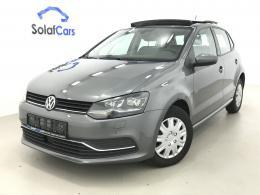 Volkswagen Polo 1.4 CR TDi Eur6 Comfortline LED-Xenon Pano Navi Leather Camera Klima PDC ...