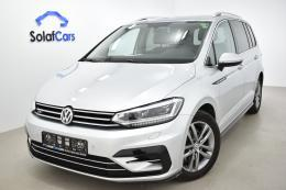 Volkswagen Touran 1.6 TDI Highline R-Line 116Hp Eur6 LED-Xenon Navi Sport-Alcantara-Leather Klima PDC ...