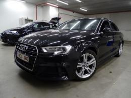 Audi A3 1.6 TDi S-Line Aut. 110Hp Xenon Virtual Navi Sport-Leather Klima PDC ...