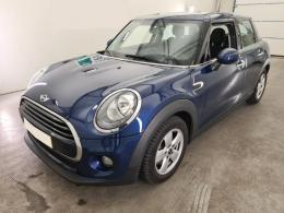 Mini Cooper D 1.5 D Aut. Navi Sport-Leather Keyless-Go Klima PDC ...