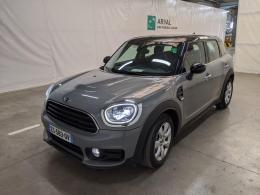 Mini Cooper D Finition Red Hot Chili 150 BVM6 MINI Countryman 5p Crossover Cooper D Finition Red Hot Chili 150 BVM6/TOIT PANO